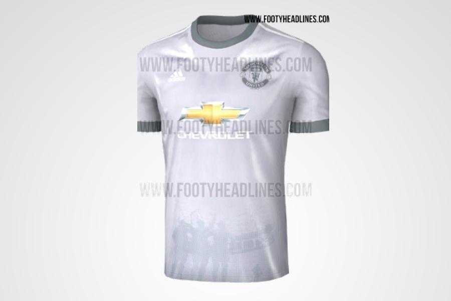 Site vaza suposto terceiro uniforme do United para a próxima temporada bbe1bc7d479